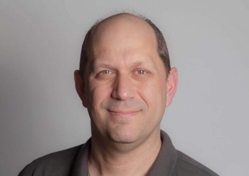Matt Woicik Headshot