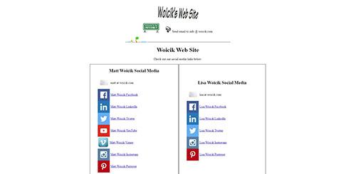 Woicik website